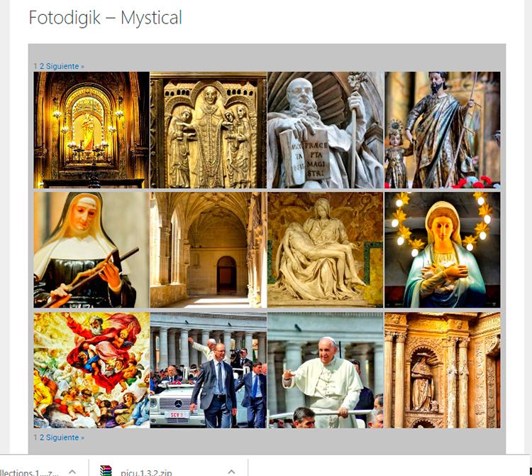 Galería Fotografías Fotodigik Mystical