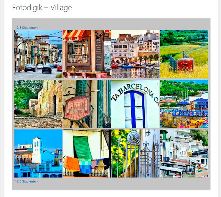 Galería Fotografías Fotodigik Village