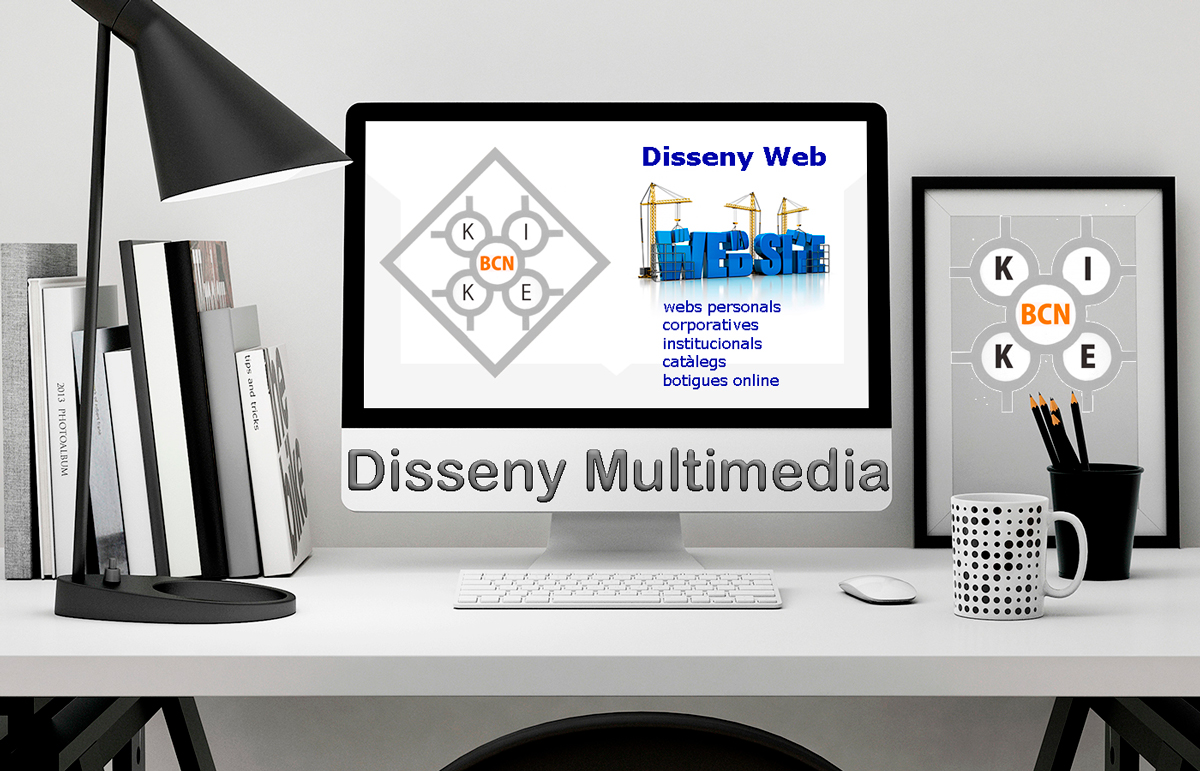 Disseny Wultimedia i Webs Kike Bcn