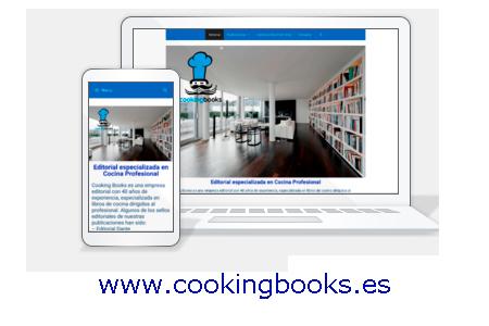 Diseño web KikeBcn - www.cookingbooks.es