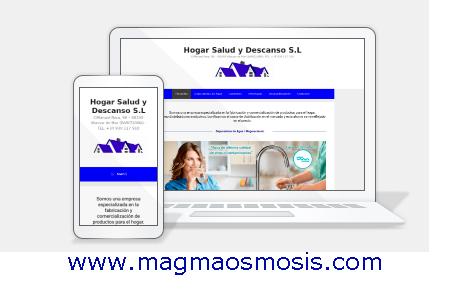 Diseño web KikeBcn - www.magmaosmosis.com