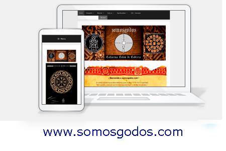 Web Somos Godos - www,somosgodos.com