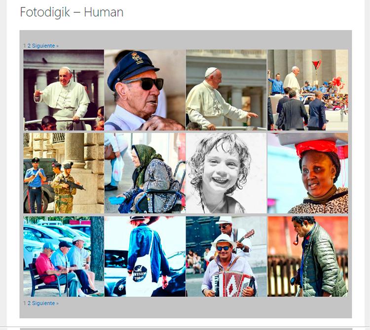 Galería Fotografías Fotodigik Human