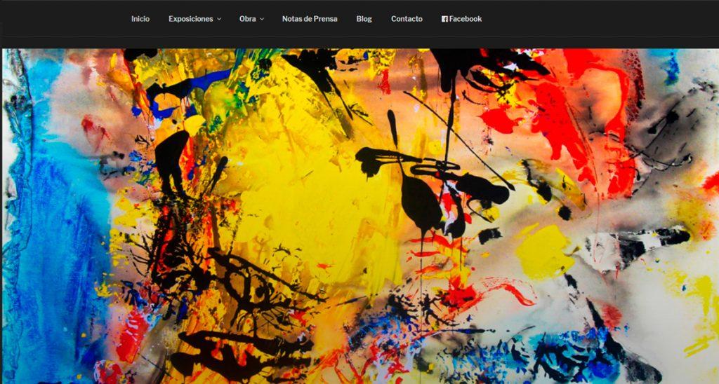 Diseño web KikeBcn - www.abararban.com & Jose Vías Granados
