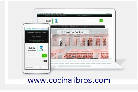 Diseño web KikeBcn - www.cocinalibros.com