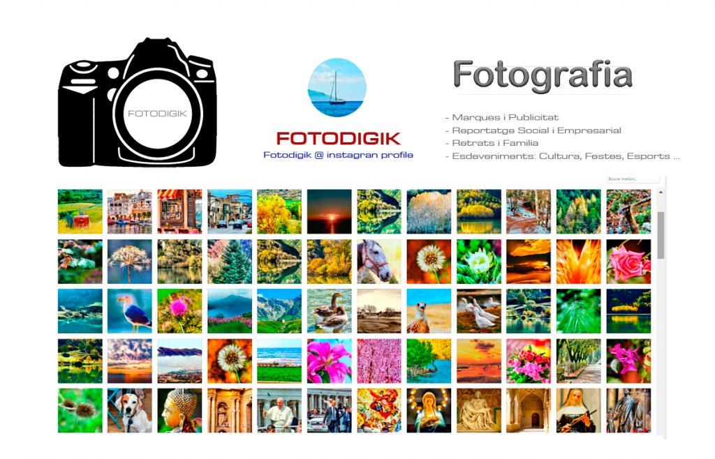 Servei de Fotografia Fotodigik KikeBcn