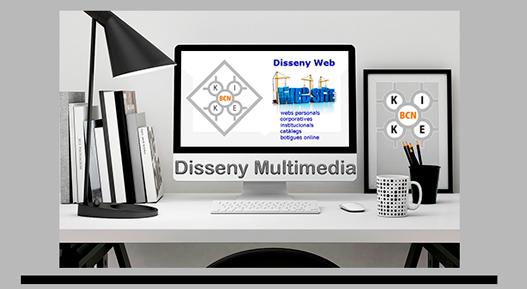 Disseny Web Multimedia - KikeBcn