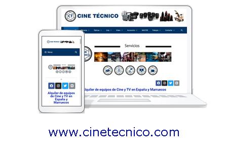 Edición web KikeBcn - www.cinetecnico.com